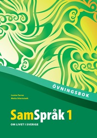 bokomslag SamSpråk 1 Övningsbok