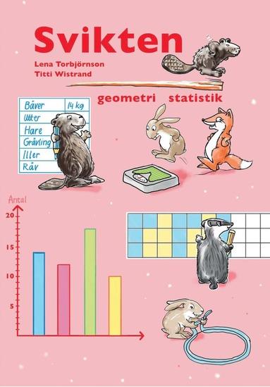 bokomslag Svikten geometri och statistik