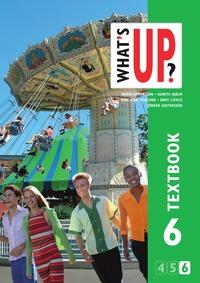 bokomslag What's Up? 6 (4-6) Textbook
