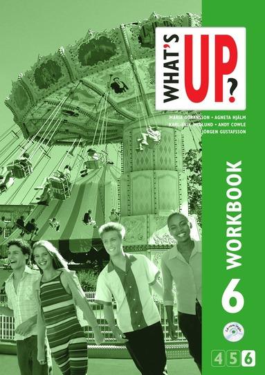 bokomslag What's Up? 6 (4-6) Workbook