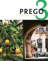 bokomslag Prego 3 Allt-i-ett-bok inkl ljudfiler för eleven