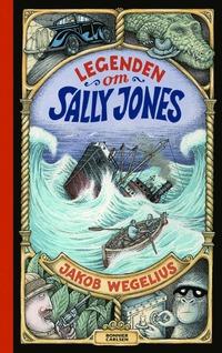 bokomslag Legenden om Sally Jones