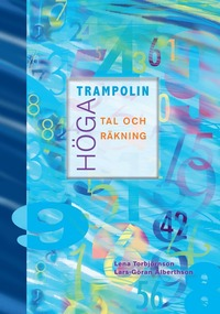 bokomslag Höga trampolin Tal och räkning
