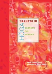 bokomslag Höga trampolin Geometri och enheter