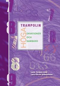 bokomslag Höga trampolin Ekvationer och samband