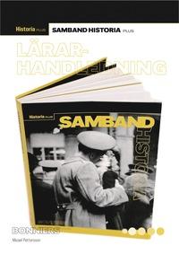 bokomslag Samband Historia Plus Lärarhandledning