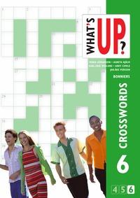 bokomslag What's Up? 6, Korsorden