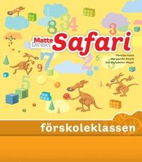 bokomslag Matte Direkt Safari Förskoleklassen