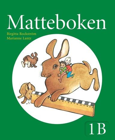 bokomslag Matteboken Grundbok 1B