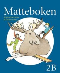 bokomslag Matteboken Grundbok 2B
