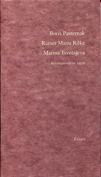 bokomslag Korrespondens 1926