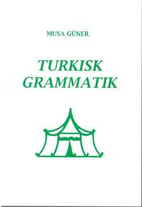 bokomslag Turkisk grammatik