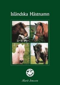 bokomslag Isländska hästnamn