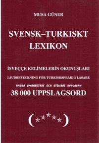bokomslag Svensk-turkiskt lexikon = I?sveççe-türkçe sözlük