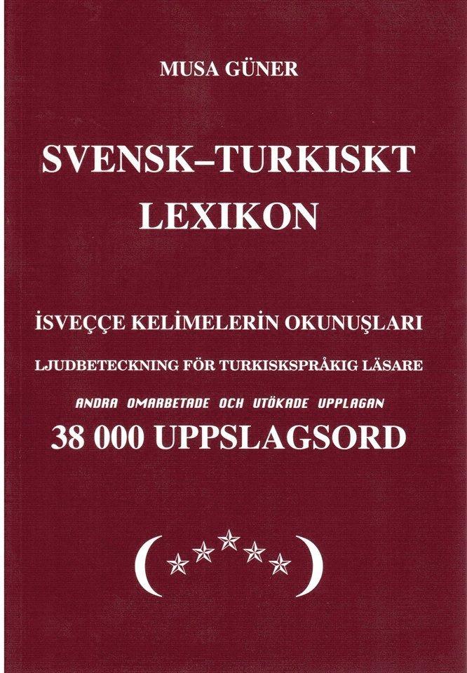 Svensk-turkiskt lexikon = I?sveççe-türkçe sözlük 1