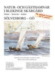 bokomslag Natur- och gästhamnar i Blekinge skärgård : natur - historia - kultur : Sölvesborg-Gö