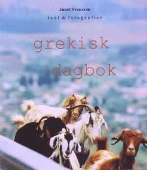 bokomslag Grekisk dagbok
