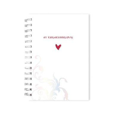 bokomslag En kärleksförklaring