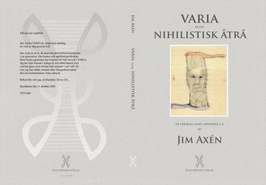 bokomslag Varia eller nihilistisk åtrå