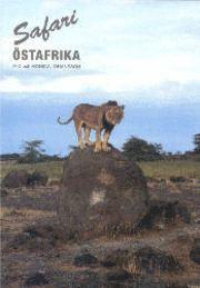bokomslag Safari Östafrika