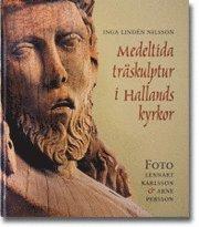 bokomslag Medeltida träskulptur i Hallands kyrkor
