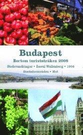 bokomslag Budapest bortom turiststråken 2008