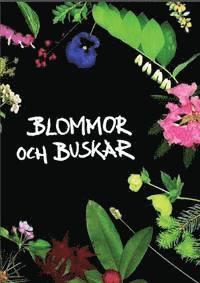bokomslag Blommor och buskar