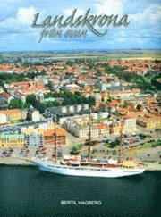 bokomslag Landskrona från ovan