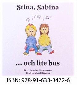 bokomslag Stina, Sabina... och lite bus