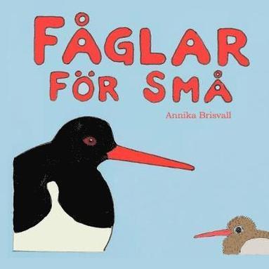bokomslag Fåglar för små