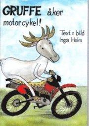 bokomslag Gruffe åker motorcykel