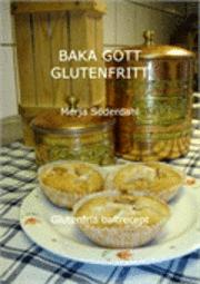 bokomslag Baka gott glutenfritt
