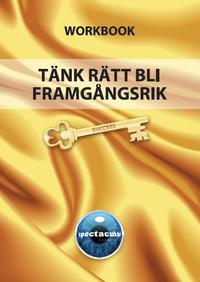 bokomslag Tänk rätt bli framgångsrik : workbook