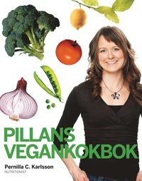 bokomslag Pillans vegankokbok
