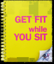bokomslag Get fit while you sit
