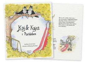 bokomslag Kaj och Kajsa i Parkleken