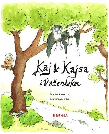 bokomslag Kaj och Kajsa i vattenleken