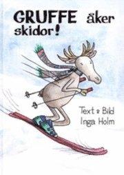 bokomslag Gruffe åker skidor