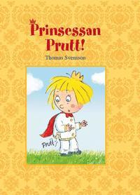 bokomslag Prinsessan Prutt