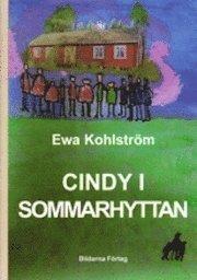 bokomslag Cindy i Sommarhyttan