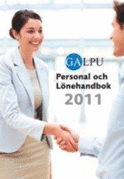 bokomslag GALPU Personal- och lönehandbok 2011