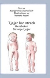 bokomslag Tjejer har streck : mensboken för unga tjejer