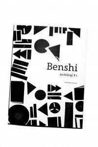bokomslag Benshi antologi # 1