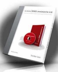 bokomslag Klinisk EKG-diagnostik 2.0