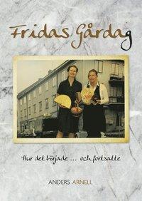 bokomslag Fridas Gårdag