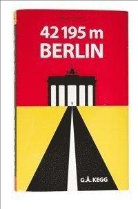 bokomslag 42195 m Berlin