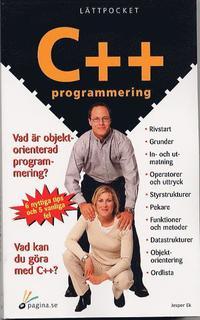 bokomslag Lättpocket om C++