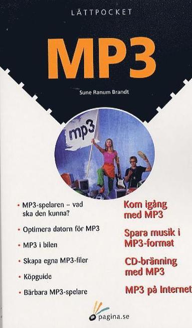 bokomslag Lättpocket om MP3