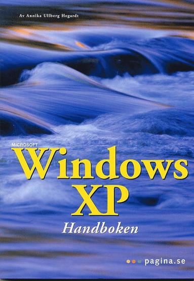 bokomslag Windows XP handboken
