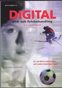 bokomslag Digital bild- och fotobehandling, 4e upplagan